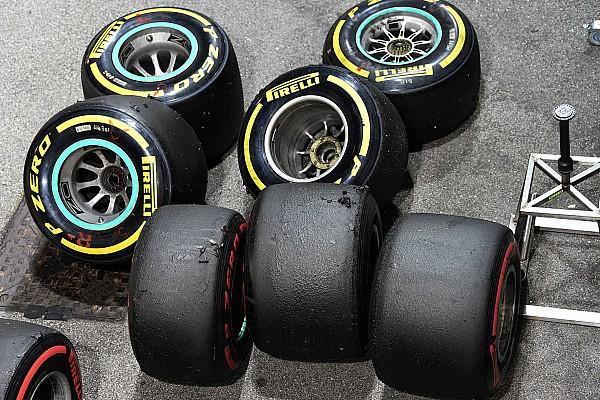 Formula 1 Breaking news Mercedes dan Ferrari beda strategi ban di GP Malaysia