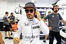 Alonso a troué un mur de colère après son abandon à Singapour