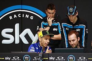 MotoGP Noticias de última hora Yamaha elegiría al equipo de Rossi como satélite antes que a Tech 3