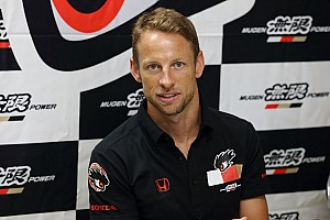 Super GT Noticias Button le pide mejorar a Honda sus fallas en Super GT