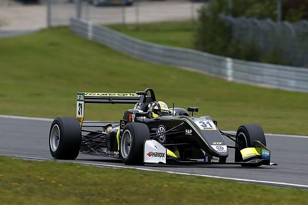 F3 Europe Lando Norris megnyerte a harmadik nürburgringi F3-as futamot is