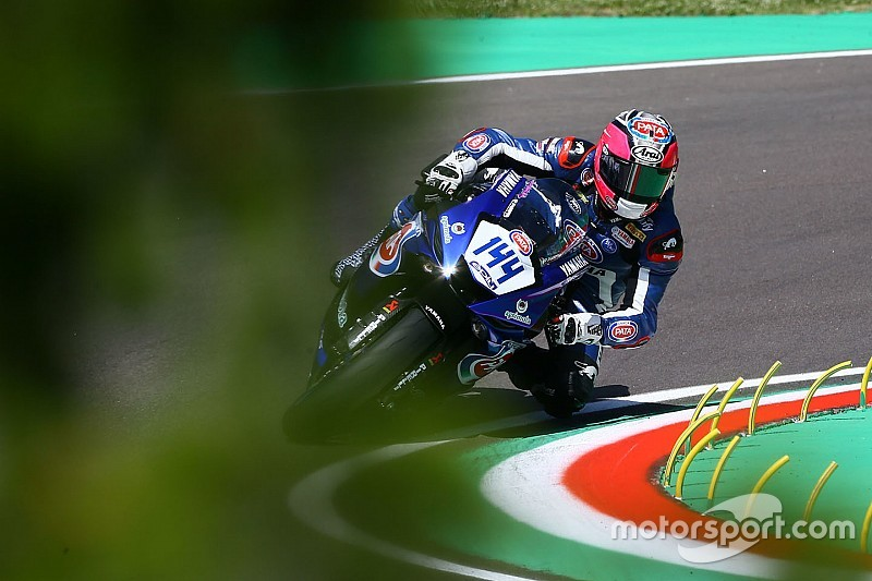 La course Supersport reportée après la Course 2 de Superbike