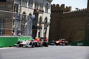 FIA F2 Actualités Formule 2 : Baku sourit à Boschung, Déletraz pas encore mûr