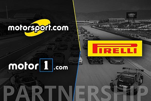 Motorsport Network neuer digitaler Medienpartner der Pirelli World Challenge