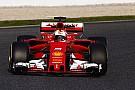 【F1】テスト3日目午前:ベッテル最速更新。バンドーン2度ストップ