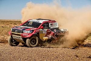 Cross-Country Rally Race report Al-Attiyah kalahkan Loeb di Reli Maroko
