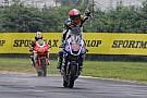 ARRC ARRC India: Galang berjaya, pesta juara Gerry tertunda