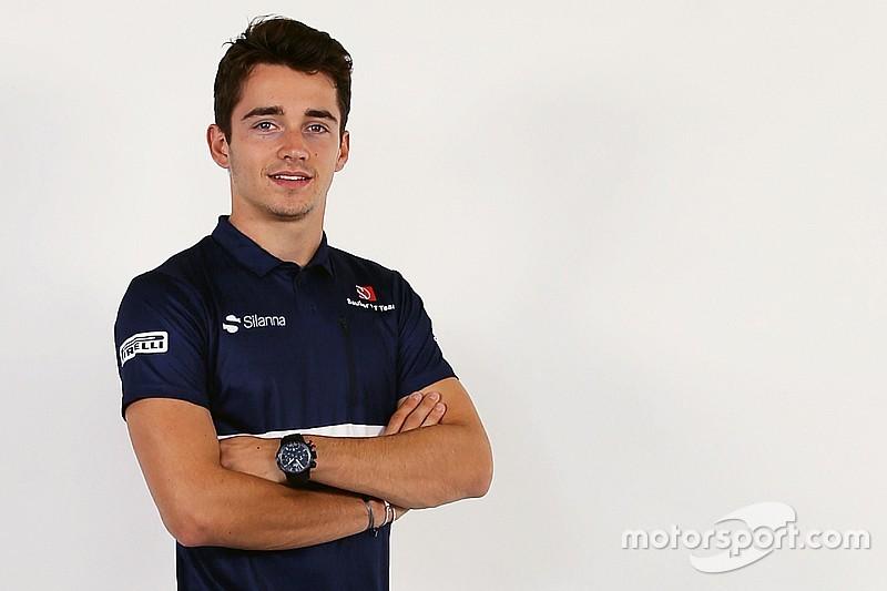 Leclerc tambah jam terbang F1 bersama Sauber