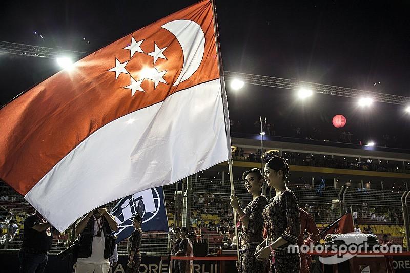 Confira os horários para o GP de Singapura de Fórmula 1
