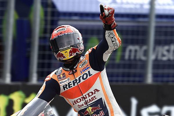 MotoGP Analisis: Kunci Marquez rajai balapan flag-to-flag MotoGP