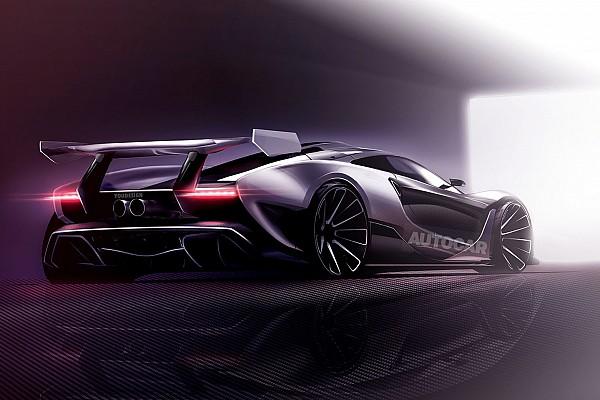 Автомобілі Важливі новини McLaren P15 - найекстремальніший за попередні роки