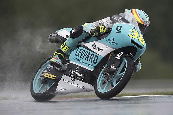 Moto3 Reporte de la carrera Mir logra su sexto triunfo del año en Moto3