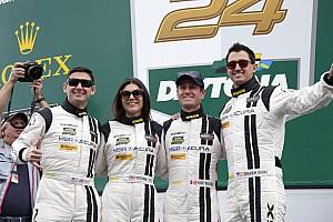 IMSA Interview Katherine Legge reflects on Daytona 24 with Michael Shank Racing