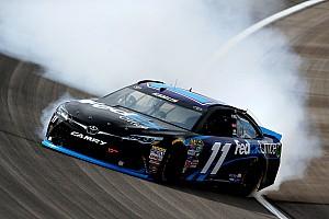NASCAR Cup Testbericht Las-Vegas-Tests: Johnson schnell, Hamlin crasht