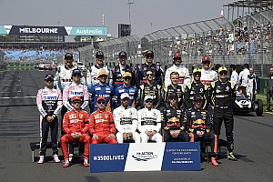 Avustralya GP hafta sonunun en önemli 20 anı