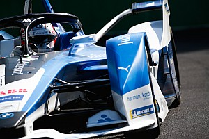 Mexico City E-Prix: Da Costa leads Massa in practice
