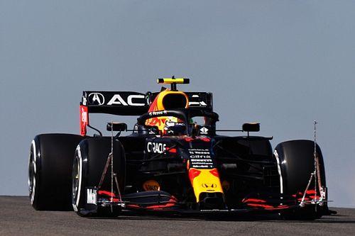 Perez en Schumacher gaan vrijuit na touché in eerste training