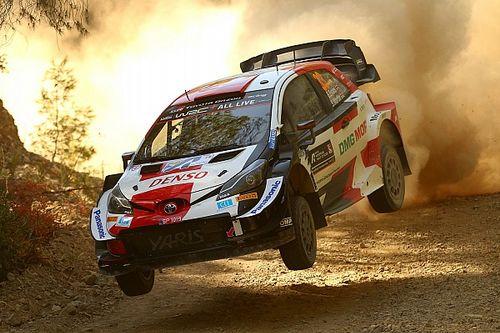 Trzynaście rund WRC 2022