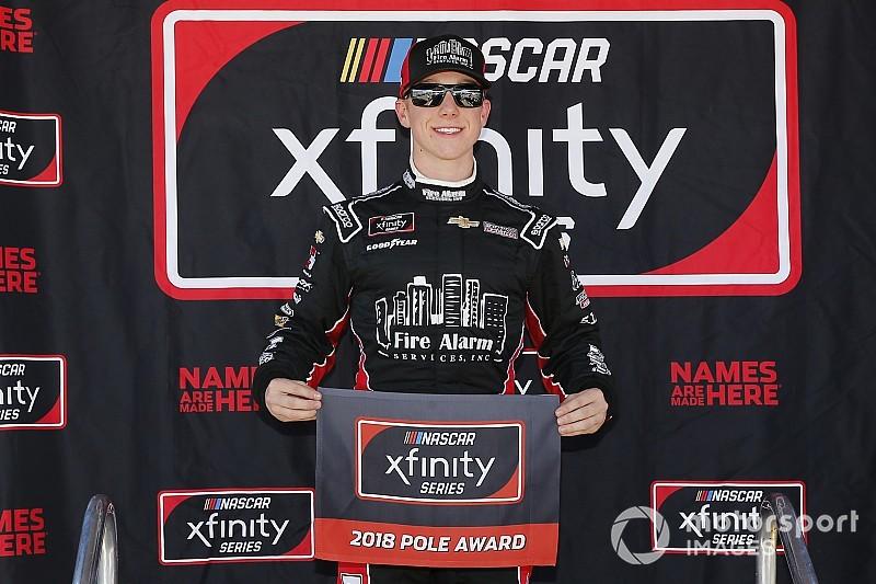 John Hunter Nemechek joins GMS Racing for 2019 Xfinity season