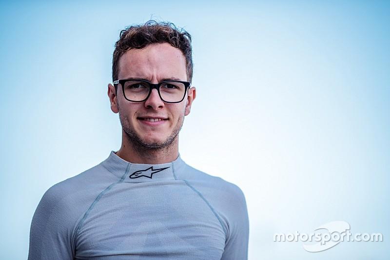 Чемпион GP3 Юбер получил поддержку Renault и перешел в Формулу 2