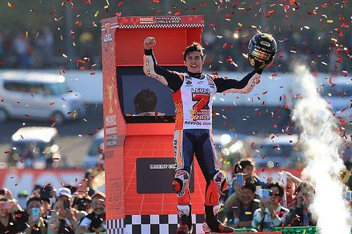 Marc Marquez gewinnt GP Japan und ist MotoGP-Weltmeister 2018
