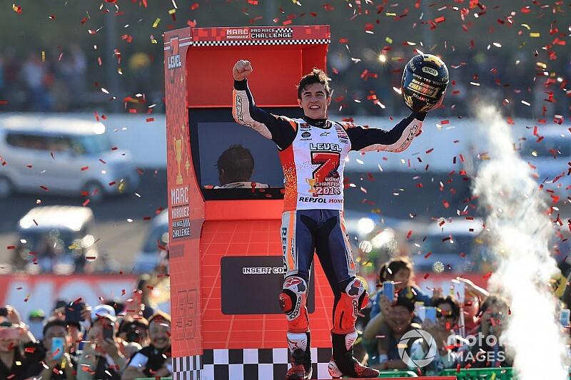 Márquez remporte son cinquième sacre MotoGP au Japon !
