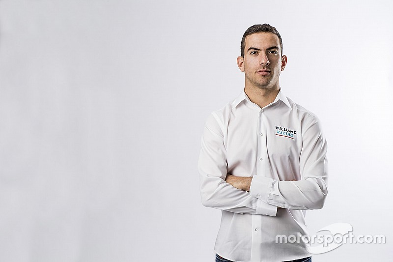 Canadense se torna piloto reserva da Williams em 2019