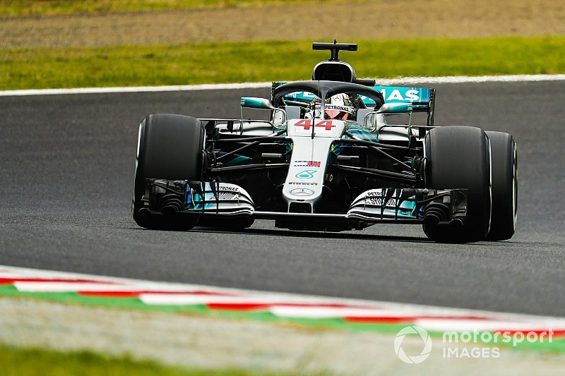 Хемілтон: Розвиток Mercedes пов'язаний не з оновленнями, а розумінням боліда