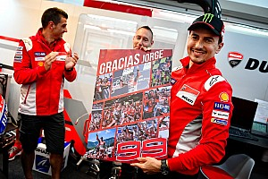 Review MotoGP: Jorge Lorenzo