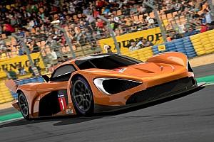 A McLaren WEC-es indulása