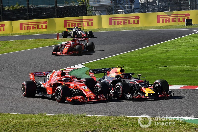 Räikkönen défend Verstappen après l'incident de Suzuka