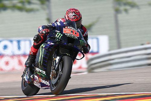 Quartararo wants to make Marquez's 'life hard' in German MotoGP