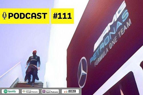 Podcast #111 - Qual é o tamanho do 'drama' de Bottas e Mercedes em 2021?