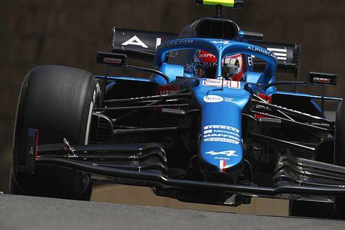 Ocon tekent nieuw driejarig F1-contract bij Alpine
