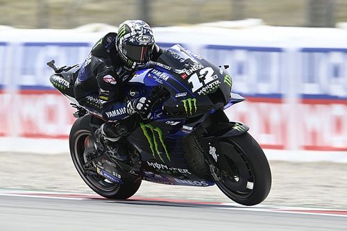 Yamaha rządziła na testach