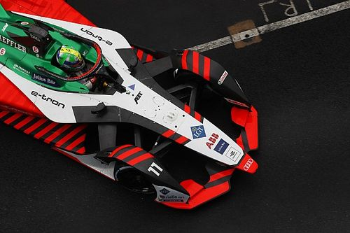 F-E: Di Grassi cruza em primeiro, mas é desclassificado do ePrix II de Londres por manobra polêmica; Lynn fica com vitória