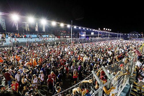 La F1 peine toujours à attirer un public plus jeune