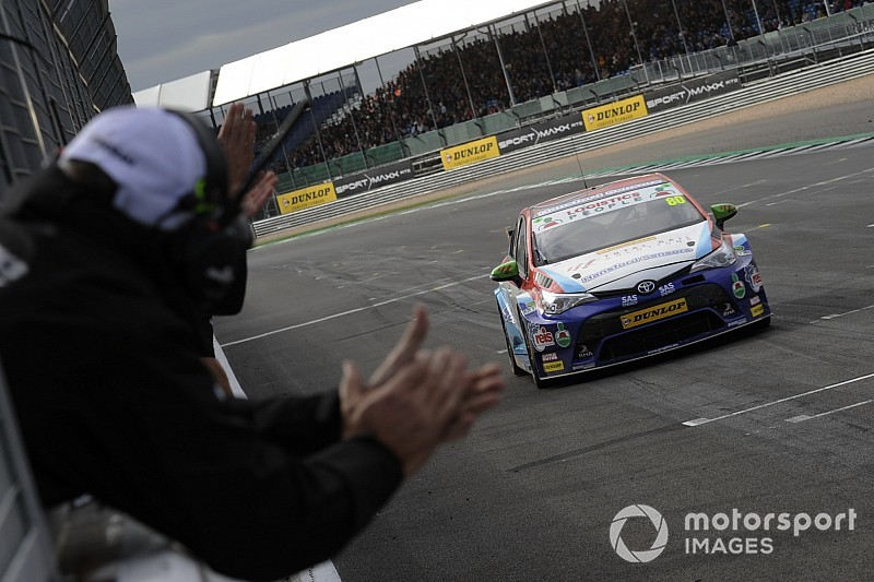 Silverstone BTCC: Ingram reignites title hopes with Race 2 win