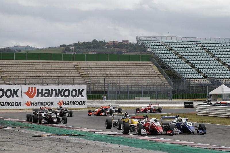 Євро Ф3 на Хоккенхаймринзі: Чжоу виграв першу гонку, Шумахер – 12-й