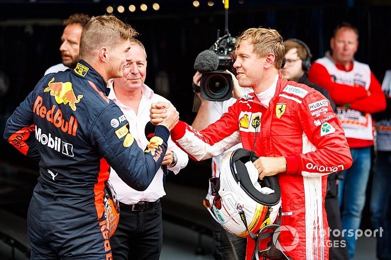 Horner: Verstappen, Vettel'den daha yetenekli