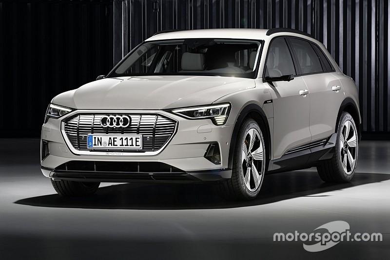 Audi отримала більше 10 000 попередніх замовлень на e-tron