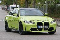 Közúton csípték el az új BMW M3-at - élőbben másabbul mutat az új hűtőrács?
