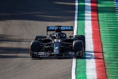 """Hamilton blames """"piss poor lap"""" for missing pole"""