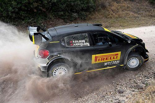 Сольберг вернется в WRC. Но проедет только один доп