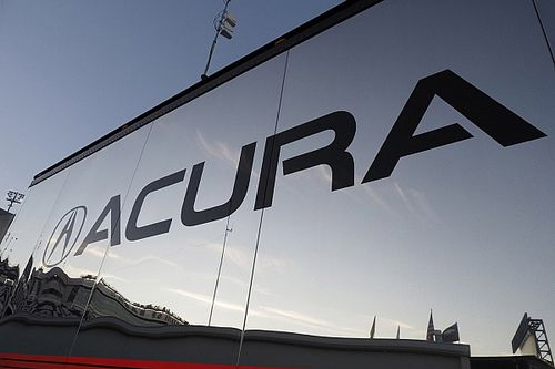 "Acura has ""desire"" to move forward into IMSA's LMDh era"