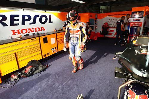 Márquez recibe la aprobación médica y competirá en Portugal