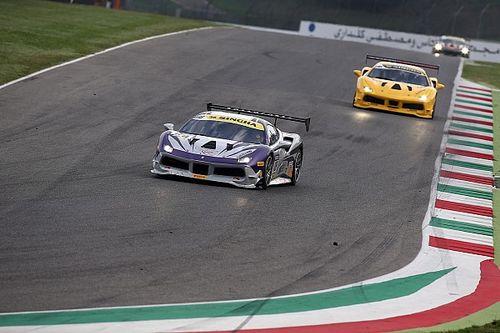 Ferrari Coppa Shell: Weiland triumphs in Mugello World Final