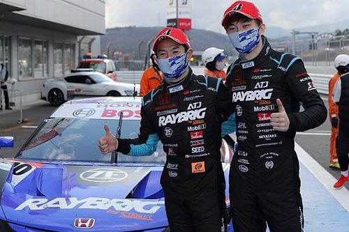 Makino named as third driver for Fuji Super GT race