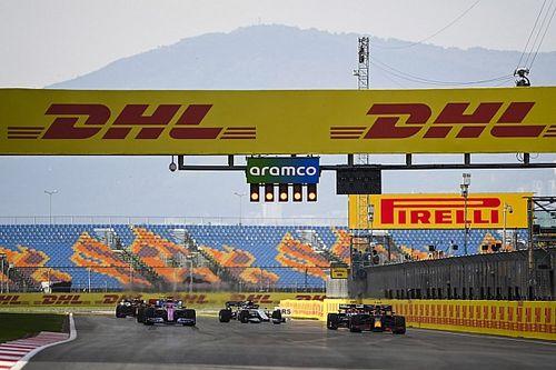 F1公布2021赛季最新剩余赛程计划