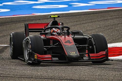 Bahrain F2: Ilott takes dominant pole, Schumacher only 10th